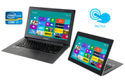 Ordinateur Portable ASUSTEK TAICHI31CX010H GRIS INTEL CORE I7 3517U 1.9GHZ 4GO 256GO WIN8