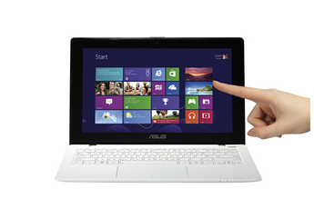 PC portable Touch X200CA-CT156H Asus