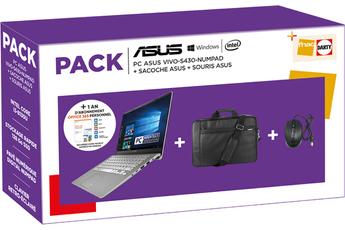 6fc3d9cde21 PC portable VIVO-S430-NUMPAD Asus