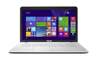 PC portable X751MJ-TY005H Asus