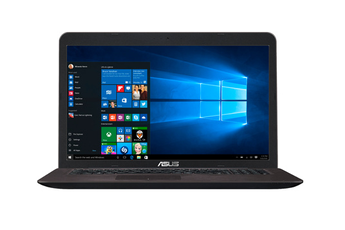 PC portable X756UV-TY236T Asus