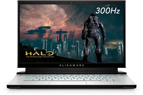 PC Portable Gaming Alienware M15 R3 - Lunar Light