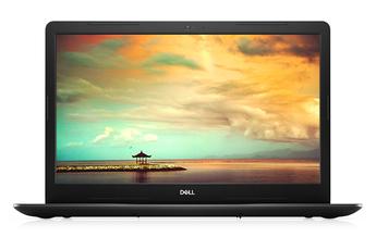 PC portable Dell Inspiron 17 3793 Black