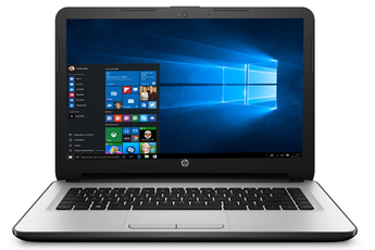 PC portable 14-AM002NF Hp