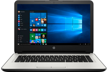 PC portable 14-AM018NF Hp