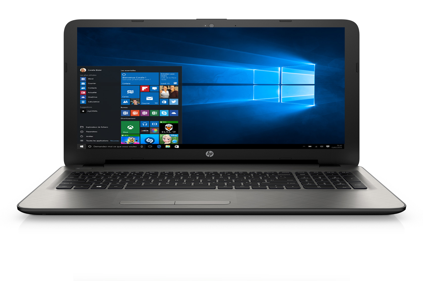 pc portable hp 15 ac121nf 4160550 darty