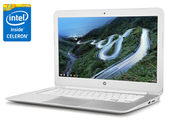 Hp CHROMEBOOK 14 BLANC NEIGE