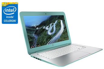 PC portable CHROMEBOOK 14 TURQUOISE Hp