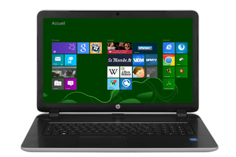 PC portable PAVILION 17-F286NF Hp