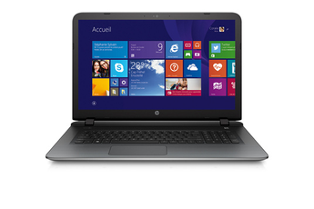 PC portable 17-P007NF Hp