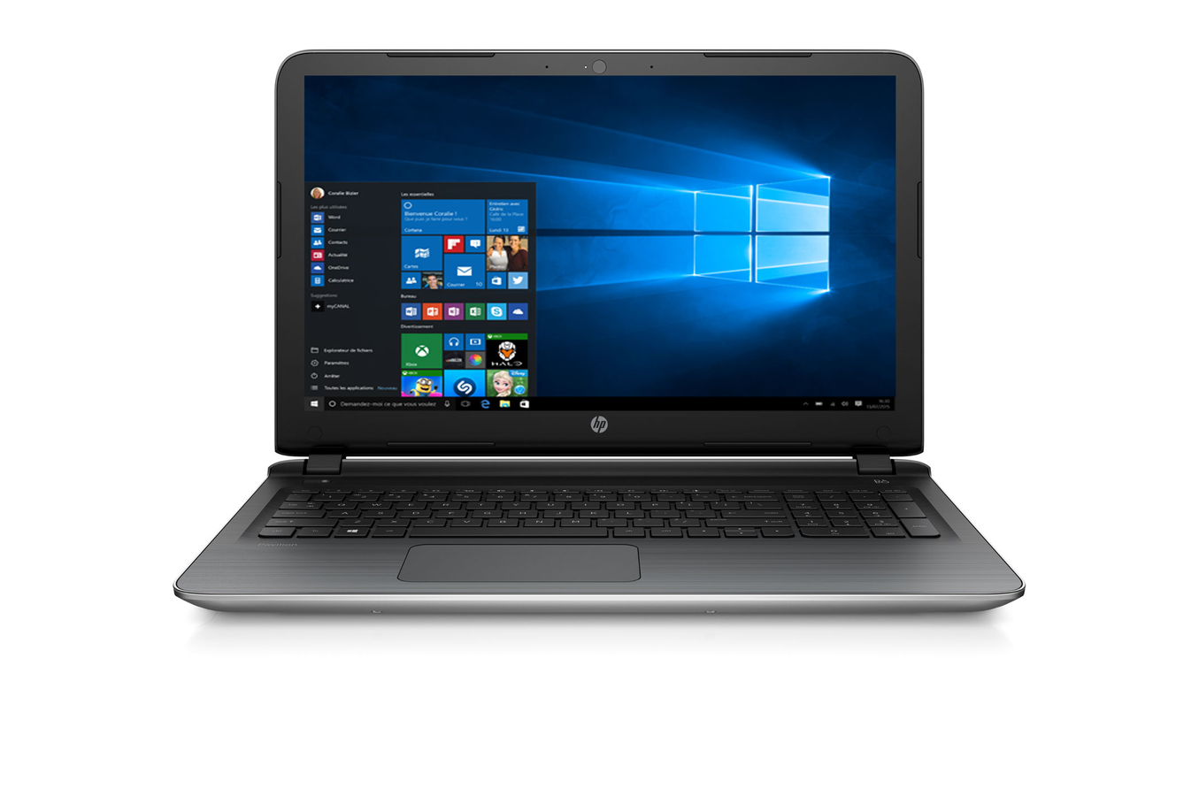 pc portable hp pavilion 15 ab247nf 4187172 darty