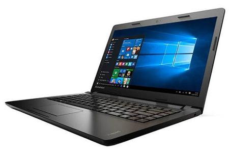 Pc portable lenovo ideapad 100 15iby darty for Meilleur ecran ordinateur