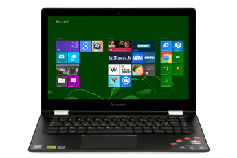 PC portable YOGA 500 80N4000NFR Lenovo