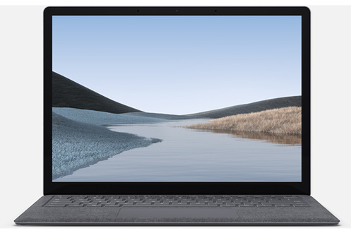 Microsoft SURFACE LAPTOP 3 PLATINE, i5, 8Go RAM, 128Go