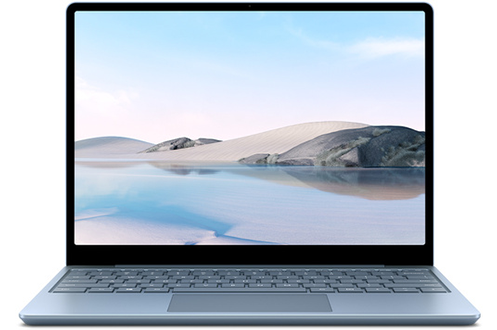 Microsoft Surface Laptop Go Intel Core i5, 8Go RAM, 128Go SSD – Bleu Glacier
