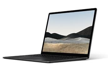 """PC portable Microsoft Surface Laptop 4 13.5"""" I5/16Go/512Go Noir Finition Métal"""