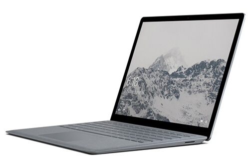Microsoft SURFACE LAPTOP 256G CORE I7 PLATINE - OFFICE 365 PERSONNEL INCLUS