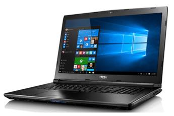 PC portable GL72 6QF-842FR Msi