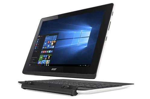 PC Hybride / PC 2 en 1 Acer ASPIRE SWITCH SW3-013-11HM 10 E blanche 64 GO SSD
