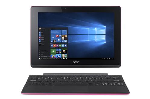 PC Hybride / PC 2 en 1 Acer ASPIRE SWITCH 10 E SW3-013-13E1 64 Go ROSE