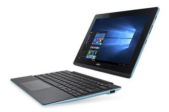 PC Hybride / PC 2 en 1 ASPIRE SWITCH 10 E SW3-013-13XB 32 Go SSD + 500 Go HDD BLEU Acer