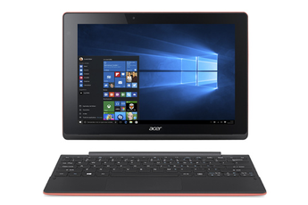 PC Hybride / PC 2 en 1 ASPIRE SWITCH 10 E SW3-013-16G3 64 Go SSD ROUGE Acer