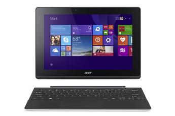 PC Hybride / PC 2 en 1 ASPIRE SWITCH 10 E 32 GO SSD + 500 GO SATA BLANCHE Acer