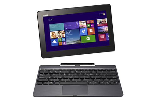 Asus PC convertible tablette T100TAF-BING-DK024B