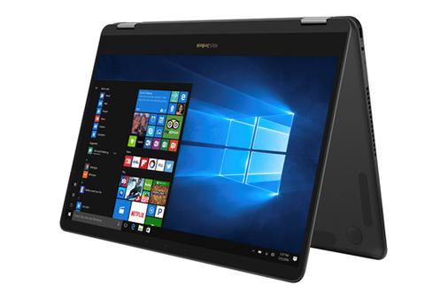 "Ecran LED tactile 13,3"" Full HD Processeur Intel® CoreT i5-8250U RAM 8 Go - 256 Go SSD - Carte graphique Intel HD Graphics Windows 10 Pro - Webcam intégrée - USB 3.0 Type C - Bluetooth"