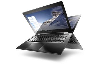 PC Hybride / PC 2 en 1 YOGA 500-14 80N400XBFR Lenovo