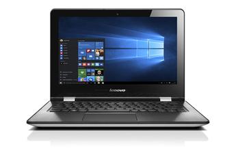 PC Hybride / PC 2 en 1 YOGA 300-11IBR 80M100EGFR Lenovo