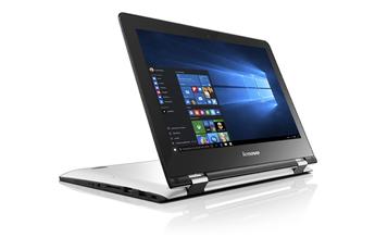 PC Hybride / PC 2 en 1 YOGA 300-11IBR 80M1005FFR Lenovo