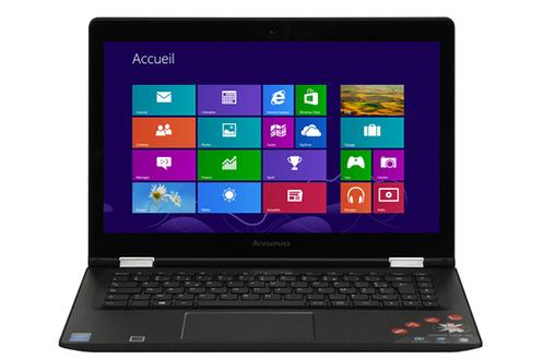 PC Hybride / PC 2 en 1 Lenovo YOGA 500 80N50004FR