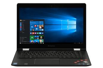 PC Hybride / PC 2 en 1 YOGA 500-15 80N600D7FR Lenovo