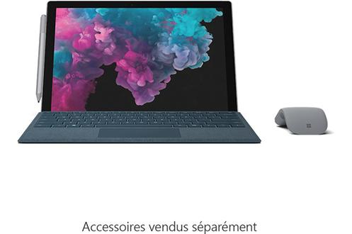 Microsoft Surface Pro 6 Platine i5/8Go/256 Go