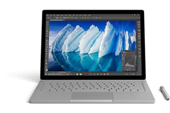 PC Hybride / PC 2 en 1 SURFACE BOOK 512 GO 16 RAM I7 Microsoft