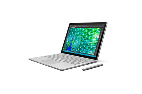 PC Hybride / PC 2 en 1 Microsoft SURFACE BOOK 256 GO I7