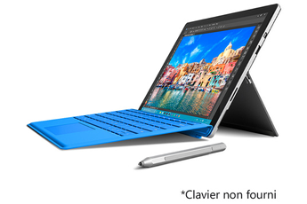 PC Hybride / PC 2 en 1 Surface Pro 4 256go i7 Microsoft