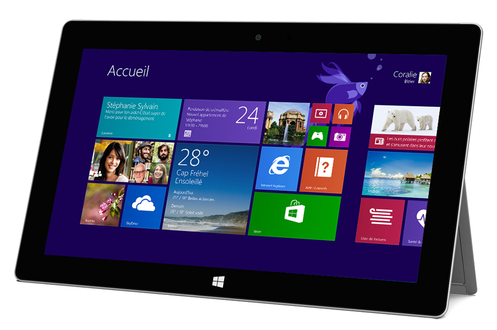 PC hybride Microsoft Surface 2 32 Go