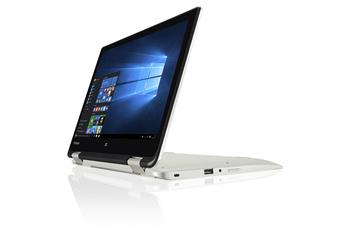 PC Hybride / PC 2 en 1 SATELLITE RADIUS CL10W-C-105 Toshiba