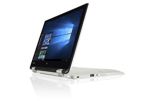 PC Hybride / PC 2 en 1 Toshiba SATELLITE RADIUS 11 L10W-C-10C
