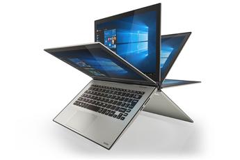 PC Hybride / PC 2 en 1 SATELLITE RADIUS 12 P20W-C-104 Toshiba