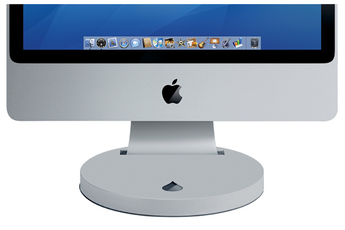 "Support pour ordinateur Support pivotant I360° pour Imac 20"" à 23"" Rain Design"
