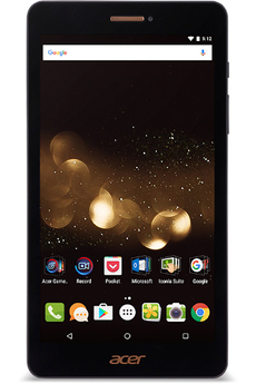 Tablette tactile One 7 A1-734-K5LT 16 Go noire 3G/4G Acer