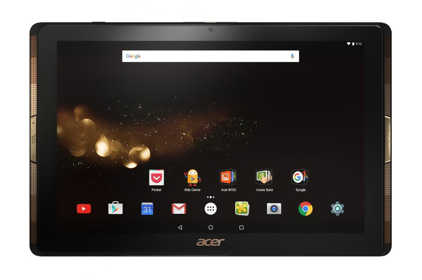 Tablette tactile Acer ICONIA A3-A40-20BK32 (4248309)