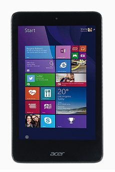 Tablette tactile ICONIA B1-750 8GO NOIR Acer
