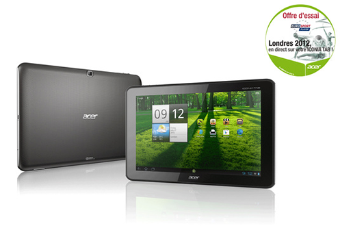 Acer ICONIA TAB A700 32GO