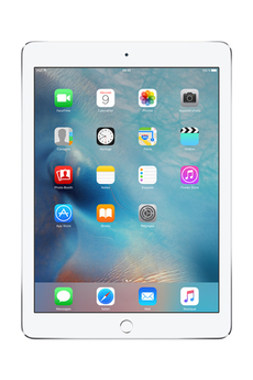 iPad IPAD AIR 2 128 GO WI-FI+CELLULAR ARGENT Apple