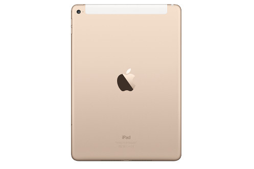ipad apple ipad air 2 64 go wi fi cellular 64go or ipad. Black Bedroom Furniture Sets. Home Design Ideas