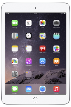 iPad IPAD MINI 3 128 GO WI-FI ARGENT Apple